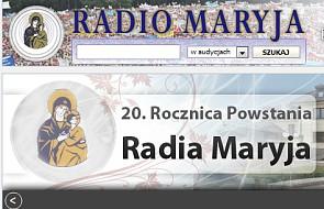 Radio Maryja będzie świętować 20-lecie