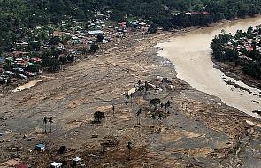 Ponad tysiąc ofiar powodzi na południu Filipin