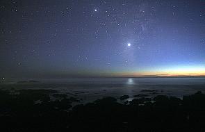 """Wenus i Jowisz - """"pierwsze gwiazdki""""  w Wigilię"""
