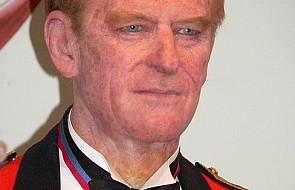 Wielka Brytania: książę Filip w szpitalu