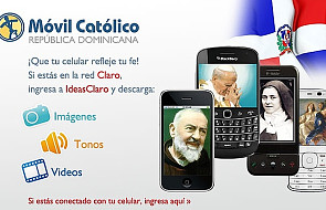 "Dominikana: ""katolickie"" telefony komórkowe"