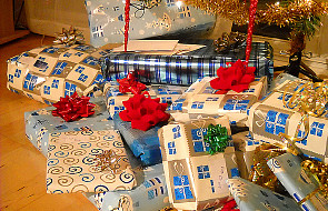 Nietrafione prezenty ... oddaj biednym
