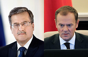 Polityk roku: ex aequo dla prezydenta i premiera