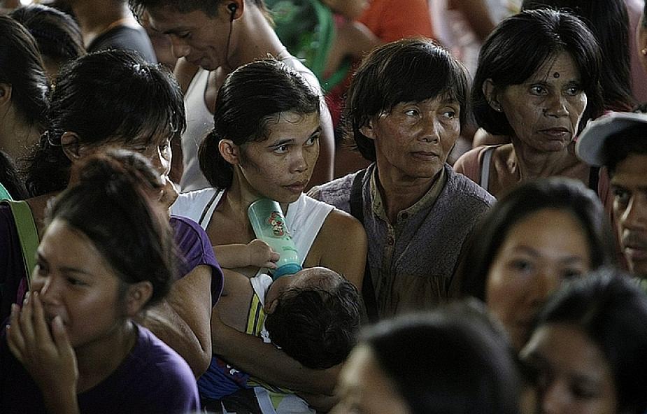 Caritas Polska: Pomagamy Filipińczykom