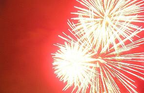 Apel o ostrożne obchodzenie się z fajerwerkami