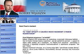 Opolska PO chce wyrzucić z partii Węgrzyna
