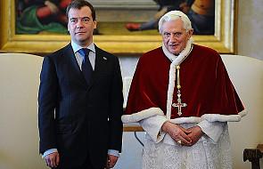 Rzym: Papież o przykładzie męczenników