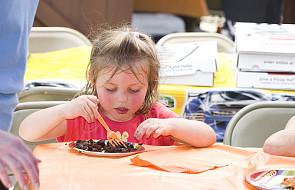 Nie zmuszaj dziecka, by zjadło cały posiłek