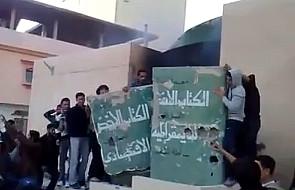 Libia: Tobruk poza kontrolą Kadafiego