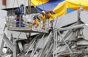Uratowana po 24 godzinach od trzęsienia ziemii