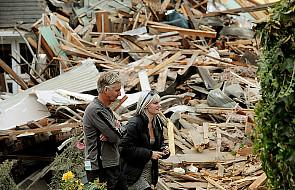Nowa zelandia: Już 145 ofiar trzęsienia ziemi