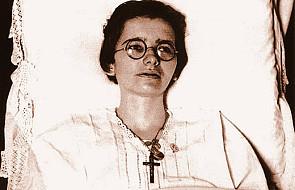 Marta Robin - żyła jedynie Eucharystią
