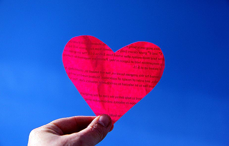 Serce darowane, serce naprawiane