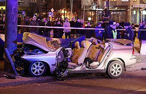 Tragiczny wypadek w centrum Warszawy