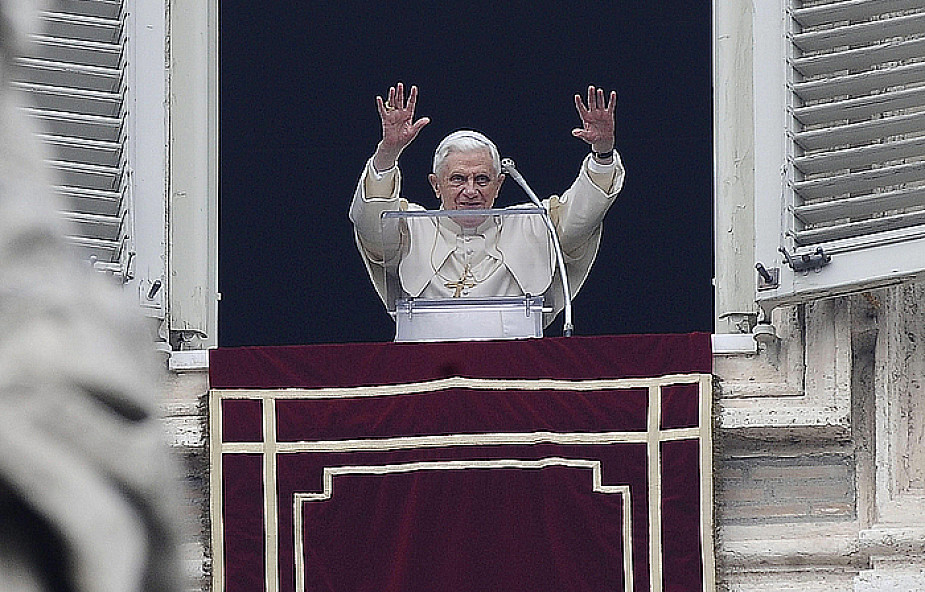Echa przemówienia papieża w obronie życia