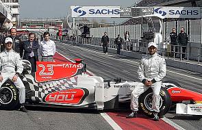 Formuła 1 - Liuzzi w zespole Hispania Racing
