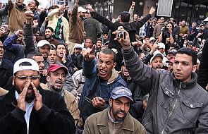 Maroko: Ranni po manifestacji w Casablance