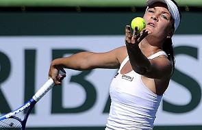 Turniej WTA - siostry Radwańskie grają dalej
