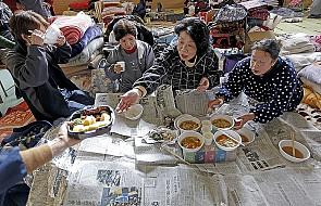 W Japonii już ponad 8,1 tys. ofiar tsunami