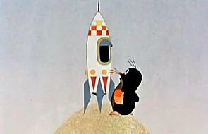 Krecik poleci w kosmos wahadłowcem