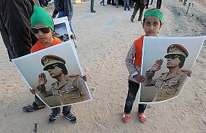 Siły Kadafiego nie dopuściły do ataku na Syrtę