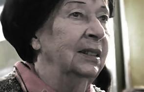 W wieku 98 lat zmarła Irena Kwiatkowska