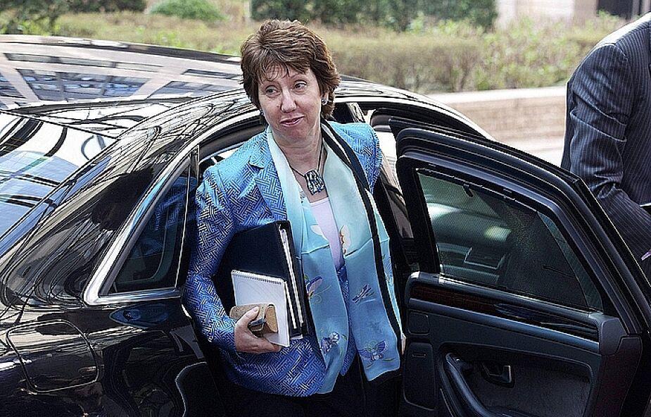 Sikorski zastąpi baronessę. Od czasu do czasu