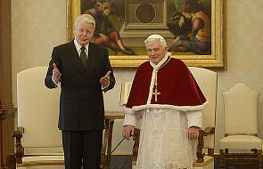 Benedykt XVI przyjął prezydenta Islandii