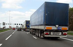 Ograniczenia tranzytu tirów przez Wrocław
