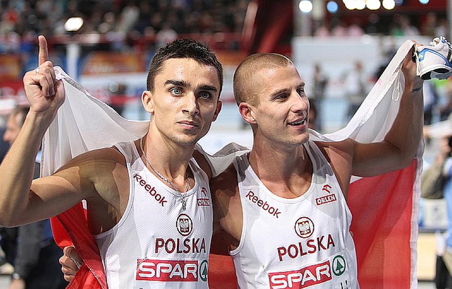 800 m: Złoto Kszczota, srebro Lewandowskiego