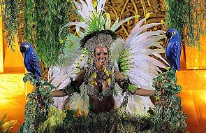 Karnawał, samba i sztuczne ognie
