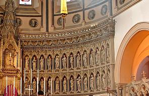 Kościół w Polsce wg Dudycza