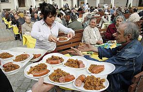 """""""Śniadanie Wielkanocne"""" ubogich i bezdomnych"""