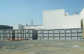 Wypompowywanie skażonej wody z Fukushimy