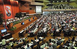 Kuba wybiera nowych przywódców