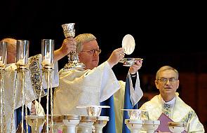 Eucharystia - wielka tajemnica wiary