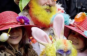 NYC: Wielkanocna parada i festiwal kapeluszy