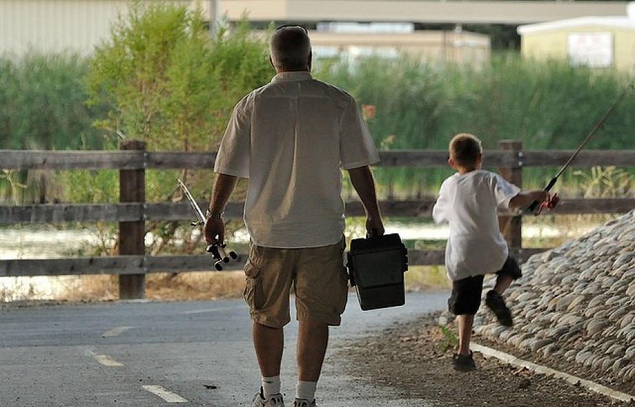 Aby być dobrym ojcem, trzeba najpierw...