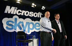 Microsoft kupił Skype'a za 8,5 mld dolarów