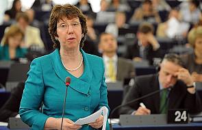 Krytyka Ashton - debata w parlamencie UE