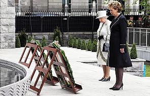 Irlandia: Elżbieta II uczciła pamięć poległych