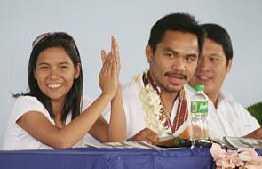 Filipiny: Mistrz w boksie sprzeciwia się aborcji