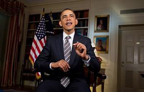 Barack Obama tłumaczy się Izraelowi