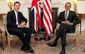 Cameron do Obamy: Kadafi musi odejść