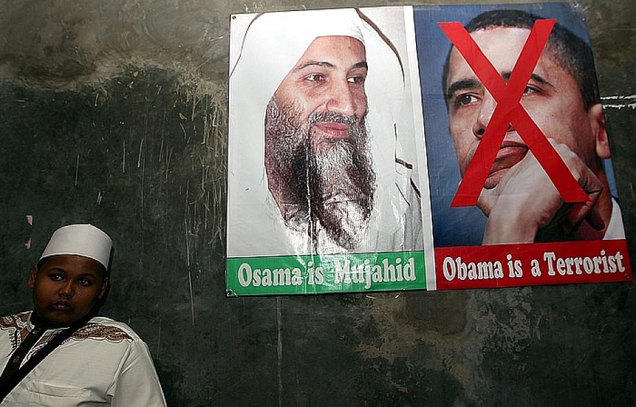 """""""Nie udostępnimy zdjęć zabitego bin Ladena"""""""