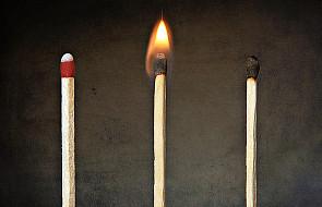 Kto nie chce żyć w ciemności, musi świecić!
