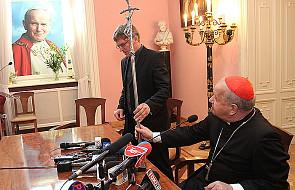 Kard. Dziwisz o relikwiach bł. Jana Pawła II