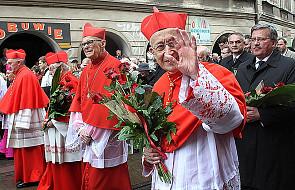 Uroczysta procesja ku czci św. Stanisława