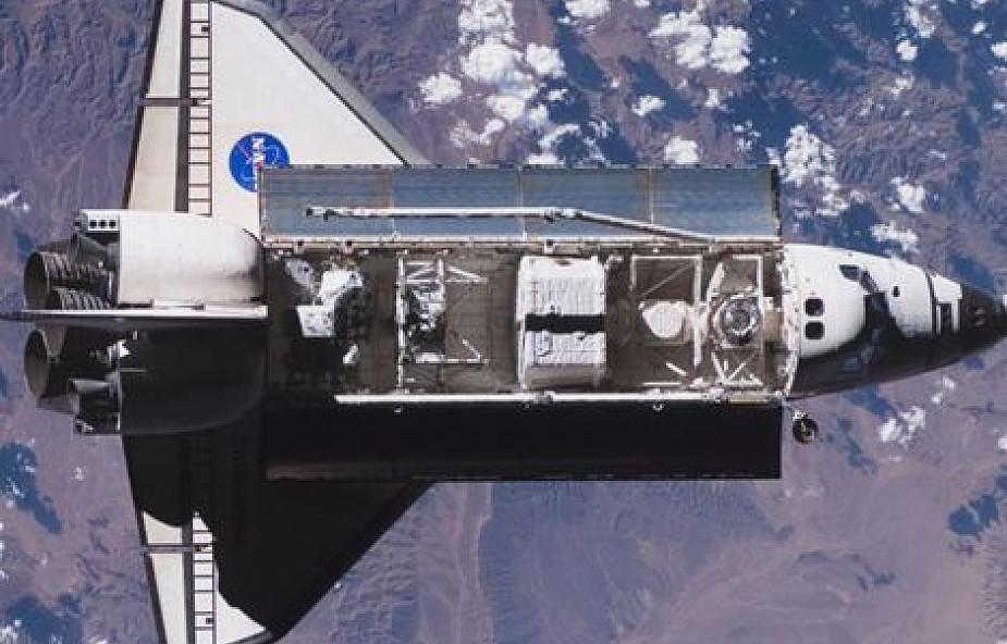 Prom Endeavour zakończył ostatni lot w kosmos