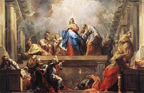 Zostali napełnieni Duchem Świętym - Dz 2, 1 - 11
